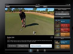 Paul Azinger's golf app, Golf Plan.