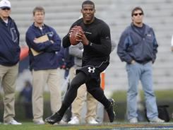 NFL Network draft analyst Mike Mayock said on The Dan Patrick Show on Monday that while Cam Newton has all the physical tools needed for a superstar QB worthy of the No. 1 overall pick, he's concerned that the Auburn product doesn't have the heart to be a great player in the NFL.