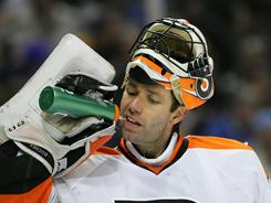 Brian Boucher deserves the Game 7 start Tuesday night, but the Flyers likely will need to pursue a No. 1 goalie this summer.