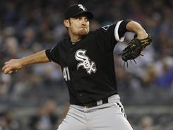 Phil Humber and the White Sox bullpen shut out the Yankees for a 2-0 win in the Bronx. Humber took a no-hitter into the seventh inning.