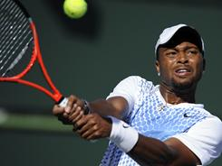 Donald Young has been in the news in the last few days because of a profanity-laced Tweet directed at the USTA.