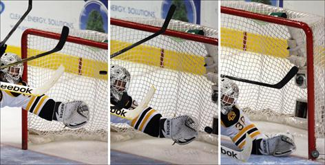 Tim Thomas A Difference-maker In Net For Bruins