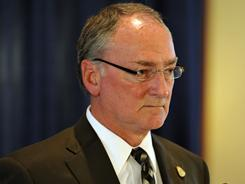 "Notre Dame athletics director Jack Swarbrick said he does not ""see any antitrust issues"" with the BCS system."