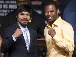 Shane Mosley will need to pull out all of his tricks if he hopes to upset the heavily-favored Manny Pacquiao on Saturday.