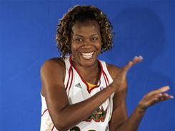 Three-time WNBA MVP and four-time champion Sheryl Swoopes, who last played with the Seattle Storm in 2008, signed with the Tulsa Shock last month.