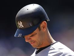 Jorge Posada is hitting a career-low .152 with the Yankees.