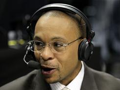 Though Gus Johnson has officially joined Fox, he could continue to call NCAA basketball tournament games for CBS.