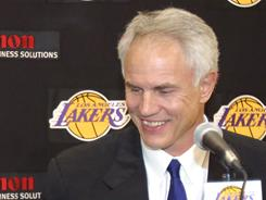 Lakers general manager Mitch Kupchak needs to act carefully before remaking his team.