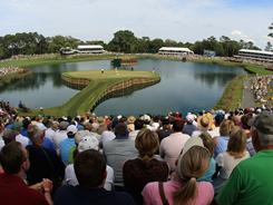 Players start thinking about the 17th hole at The Players Championship way before they get there, Paul Azinger says.