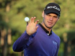 Martin Kaymer of Germany, the PGA Championship winner in 2010, is fit and athletic, and he has the perfect temperament for golf.