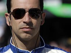 Helio Castroneves looks to regain his winning form on May 29 in the Indy 500.