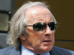 Jackie Stewart, above, and Jim McGee will be inducted into the 2011 Indianapolis Motor Speedway Hall of Fame.