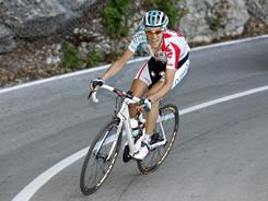 Bart De Clerq dedicated his stage seven win to fellow Belgian rider Wouter Weylandt.