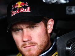 "After missing last year's race at Dover with blood clots, Brian Vickers said of his fifth-place finish: ""We needed a good run."""