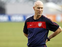 Bob Bradley hopes to keep the USA perfect in Gold Cup group matches.