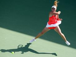 Caroline Wozniacki of Denmark worked her way to the top of the rankings, and to 15 WTA titles, by being a great defensive tennis player, frustrating and wearing opponents out. Wozniacki will try again to claim her first major title when the French Open begins Sunday.