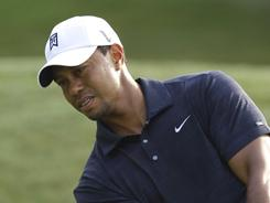 Tiger Woods has won before on a bad leg, but can he do it at age 35?
