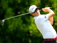 Zach Johnson aims to defend his title this week at the Crowne Plaza Invitational at Colonial. Last year Johnson shot 64-64 on the weekend and finished at 21-under-par 259 to break the tournament 72-hole scoring record by two strokes.