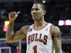 Derrick Rose issues a statement Sunday clarifying that he did not believe the NBA had a performance-enhancing drung problem.