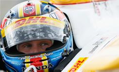 Ryan Hunter-Reay will get to race in the Indy 500, thanks to an agreement with owner A.J. Foyt, who plans to put Hunter-Reay in his No. 41 car.