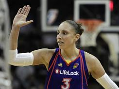 "Diana Taurasi called the period between learning about the positive drug test and being cleared ""one of the most stressful times in my life."""