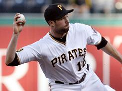 Second baseman Neil Walker is hitting .276 with the Pirates.
