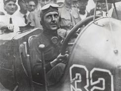 Ray Harroun averaged just over 74 miles per hour to win the first Indianapolis 500 in 1911.