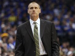 "Mavericks coach Rick Carlisle called his team's Game 5 win over the Thunder ""a real test."""