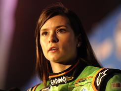 Danica Patrick, the IndyCar Series' most popular driver, does not see herself having children any time soon.