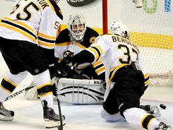 The Lightning found ways to get the puck past Tim Thomas in Game 6, but he has shown the ability to bounce back.