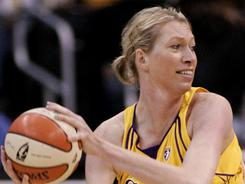 Former WNBA player Margo Dydek, 37, died Friday in Brisbane, Australia, from complications following a heart attack.