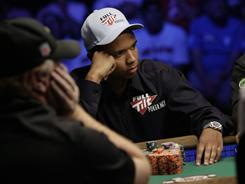 On his website, Phil Ivey says he is upset online players have been unable to get refunds of their money in Full Tilt accounts. Ivey has had an endorsement deal with Full Tilt.