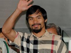 According to his lawyer, Manny Pacquiao settled a defamation lawsuit with Oscar De La Hoya. The claims revolved around use of performance-enhancing drugs.