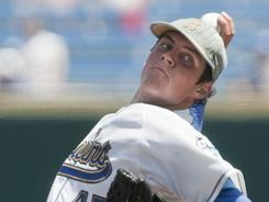 Trevor Bauer, the second Bruin selected in the draft, led the nation with 203 strikeouts (Pac-10 record) over 136 innings