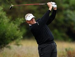 Colin Montgomerie is in danger of missing the British Open for the first time in his career after a last-place finish in his most recent qualifying attempt.
