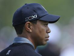 Tiger Woods, still battling left knee and Achilles' injuries, won't play in the U.S. Open.