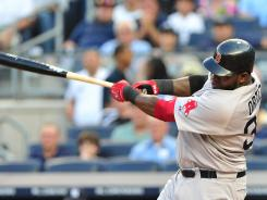 David Ortiz hit his 15th home run of the year Wednesday night in the Red Sox's 11-6 win over the Yankees. He now has 34 RBI.
