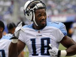Kenny Britt has been arrested twice this offseason.