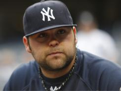 Yankees right-hander Joba Chamberlain is expected to be sidelined for at least a year.