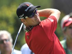 Zach Johnson, here at the Masters in April, hasn't had much success at the U.S. Open, having missed four of seven cuts.
