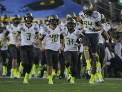 Oregon, which played for the BCS national championship last January, generated more revenue than any other college athletic department.