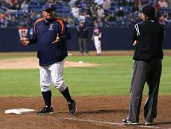 Dave Serrano leaves Cal State-Fullerton for Tennessee, where he began his Division I baseball coaching career.
