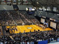 Season tickets at Hinkle Fieldhouse, home of the Butler Bulldogs, will rise after the team's second consecutive Final Four run last season.
