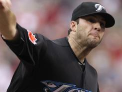After allowing nine runs to the Red Sox in his last start, Blue Jays starting pitcher Brandon Morrow and the bullpen shut out the Reds in Cincinnati. The Blue Jays won 4-0.