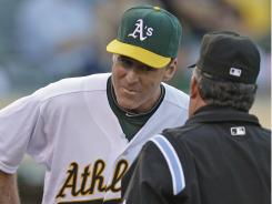 Bob Melvin took over as manager on June 9.