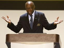 FIFA vice-president Jack Warner, the central figure in recent bribery allegations, has resigned from his post.