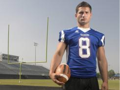 In addition to choosing a college, Cleveland (Tenn.) quarterback Chad Voytik will have to make a decision on what all-american game to play in this winter.