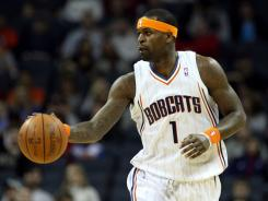 Stephen Jackson averaged 18.5 points, 4.5 rebounds and 3.6 assists for the Charlotte Bobcats in 2010-11.