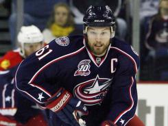 The Blue Jackets have long sought a center for Rick Nash and Jeff Carter could be the one.