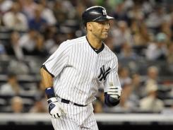 Derek Jeter, six hits shy of 3,000 for his career, has been on the disabled list since June 13.